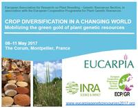 International Plant Genetic Resources Conference, Montpellier 2017